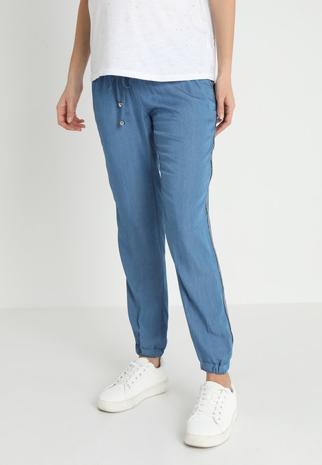 WEX - Trousers - indigo