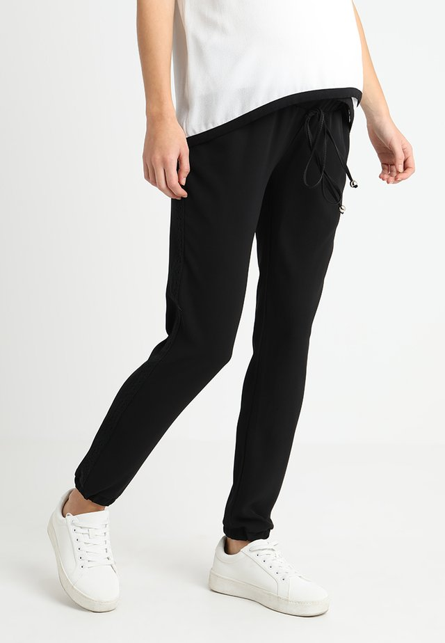 WEX - Trousers - black