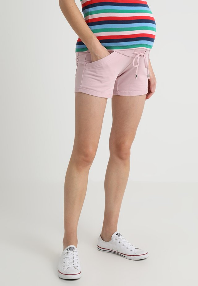 BECKY - Shorts - dirty pink
