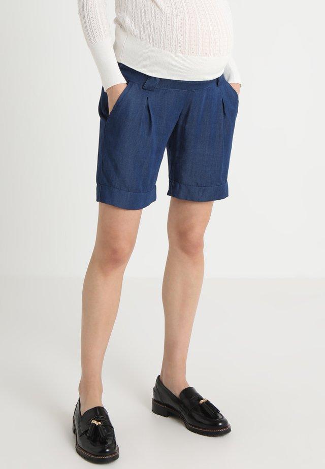 BILE - Shorts - indigo