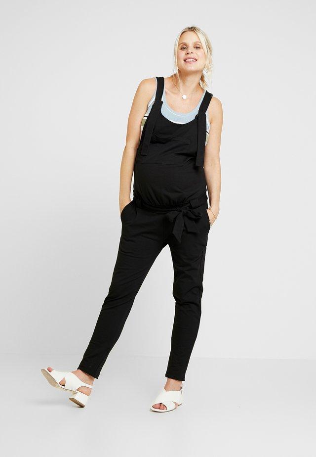 PASO - Jumpsuit - black