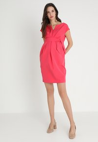 9Fashion - DAVEA - Vestido informal - raspberry - 1