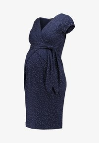 9Fashion - HOLLY NEW - Sukienka z dżerseju - dark blue - 5