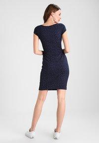 9Fashion - HOLLY NEW - Sukienka z dżerseju - dark blue - 2