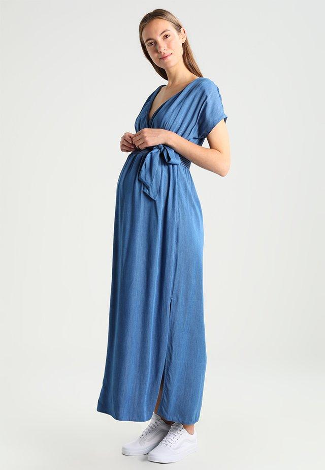 POULETTA - Robe d'été - indigo