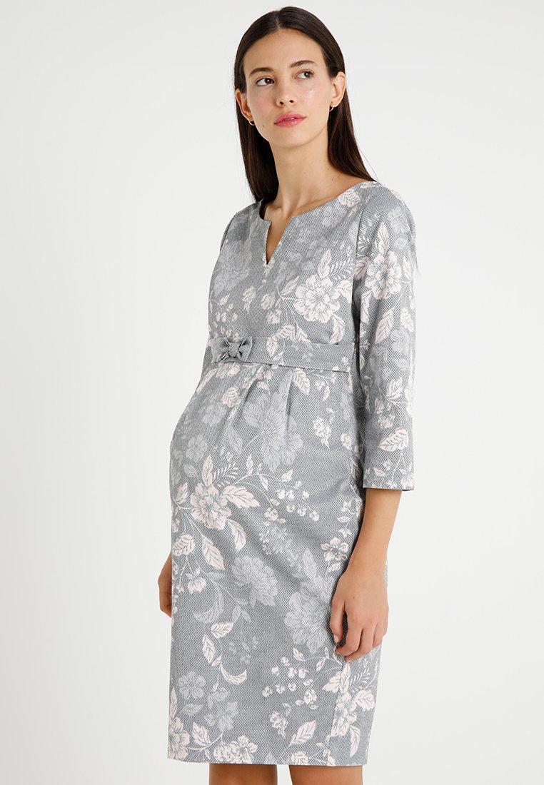 9Fashion - FERGIE DRESS - Hverdagskjoler - grey