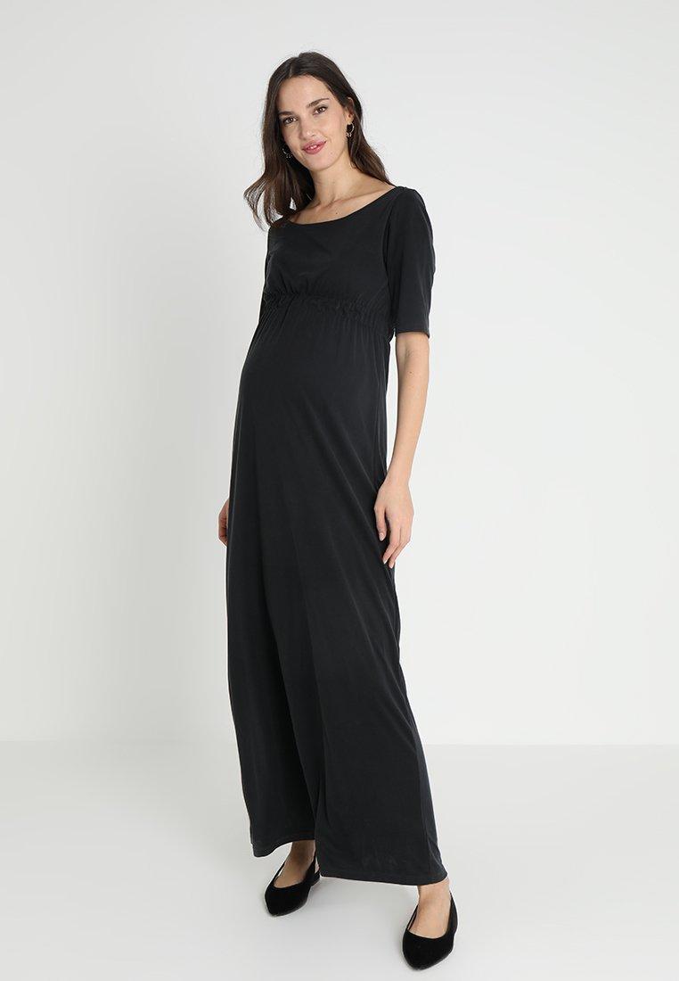 9Fashion - ATHENA - Maxi dress - graphite