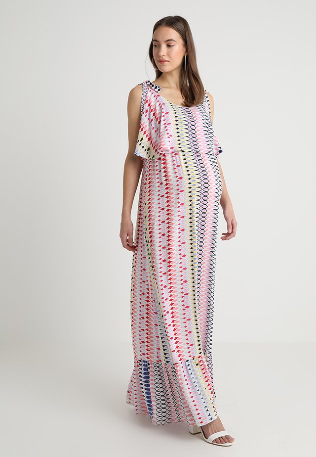 JUNONA - Maxi dress - multi-coloured