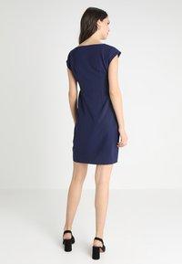 9Fashion - MOJRY - Pouzdrové šaty - dark blue - 2