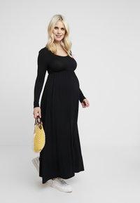 9Fashion - TIVOLI - Maxi šaty - black - 2