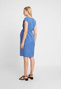 9Fashion - CAPPAMORA - Vestido informal - indigo - 3
