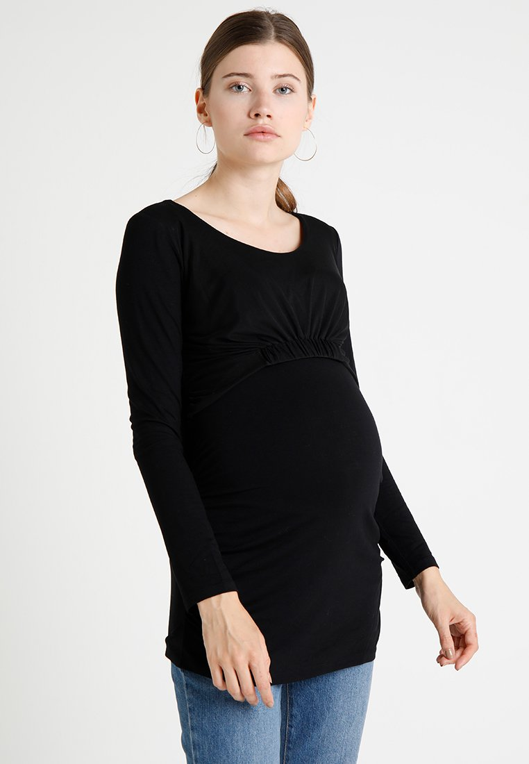 9Fashion - PHILO - Langarmshirt - black