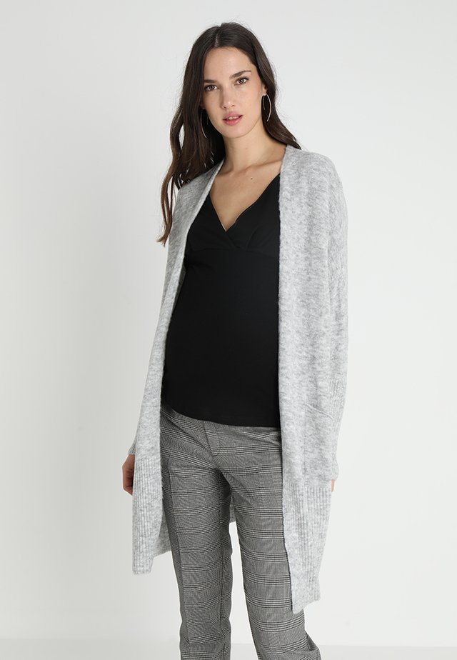 ISA - Cardigan - grey