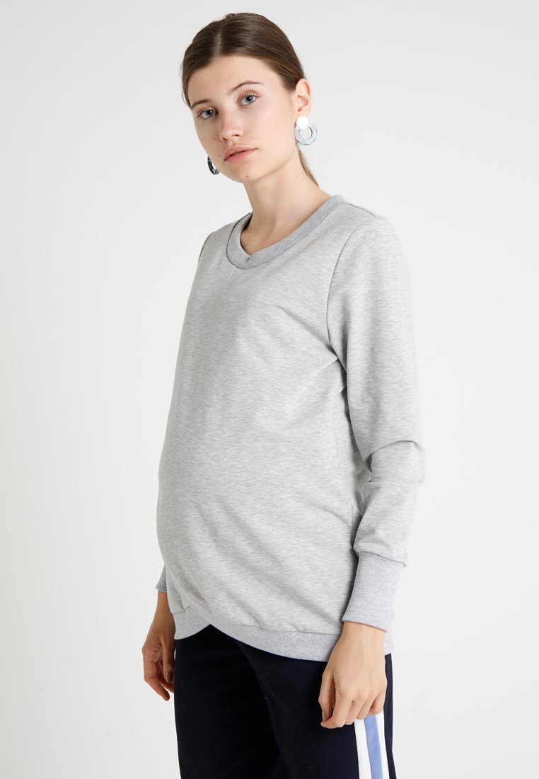 9Fashion - VODO - Sweatshirt - grey