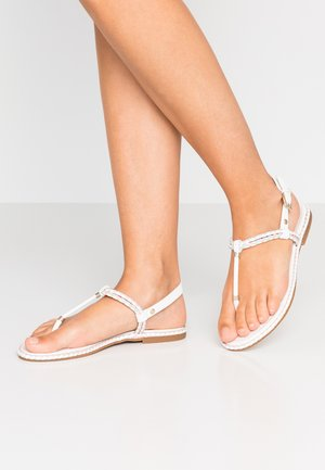 MIROENIEL - Tongs - white