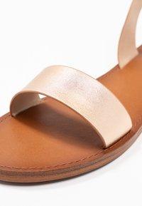 ALDO - CAMPODORO - Sandals - nude - 2