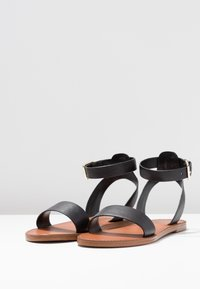 ALDO - CAMPODORO - Sandals - black - 4