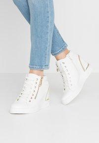 ALDO - AILANNA - Zapatillas altas - white - 0