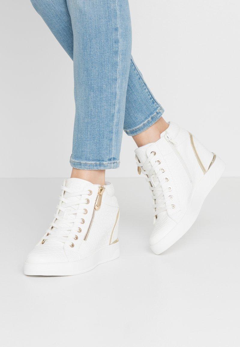 ALDO - AILANNA - Zapatillas altas - white