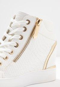 ALDO - AILANNA - Zapatillas altas - white - 2
