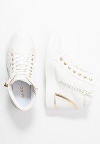 ALDO - AILANNA - Zapatillas altas - white - 3
