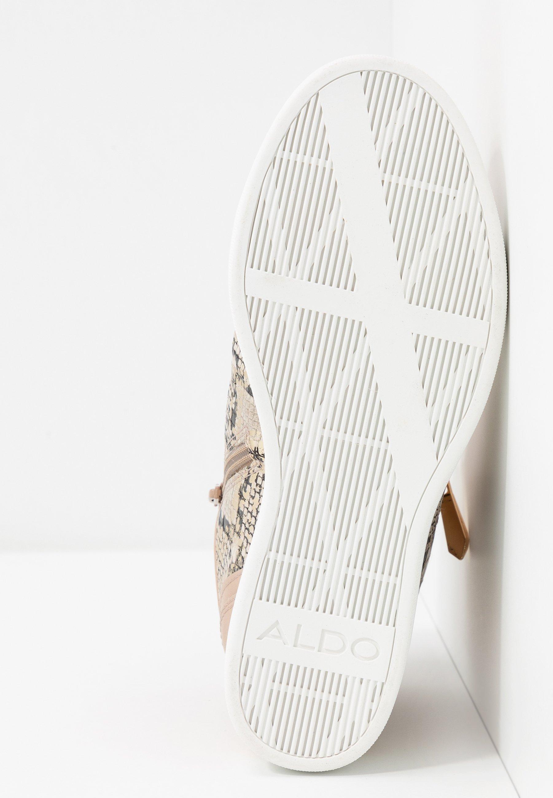 ALDO AILANNA - Sneakersy wysokie - gold