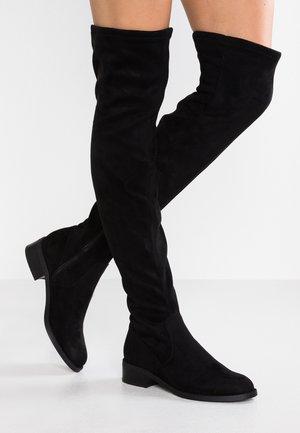 ARAECIA - Over-the-knee boots - black