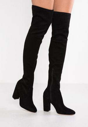 MAEDE - High heeled boots - black