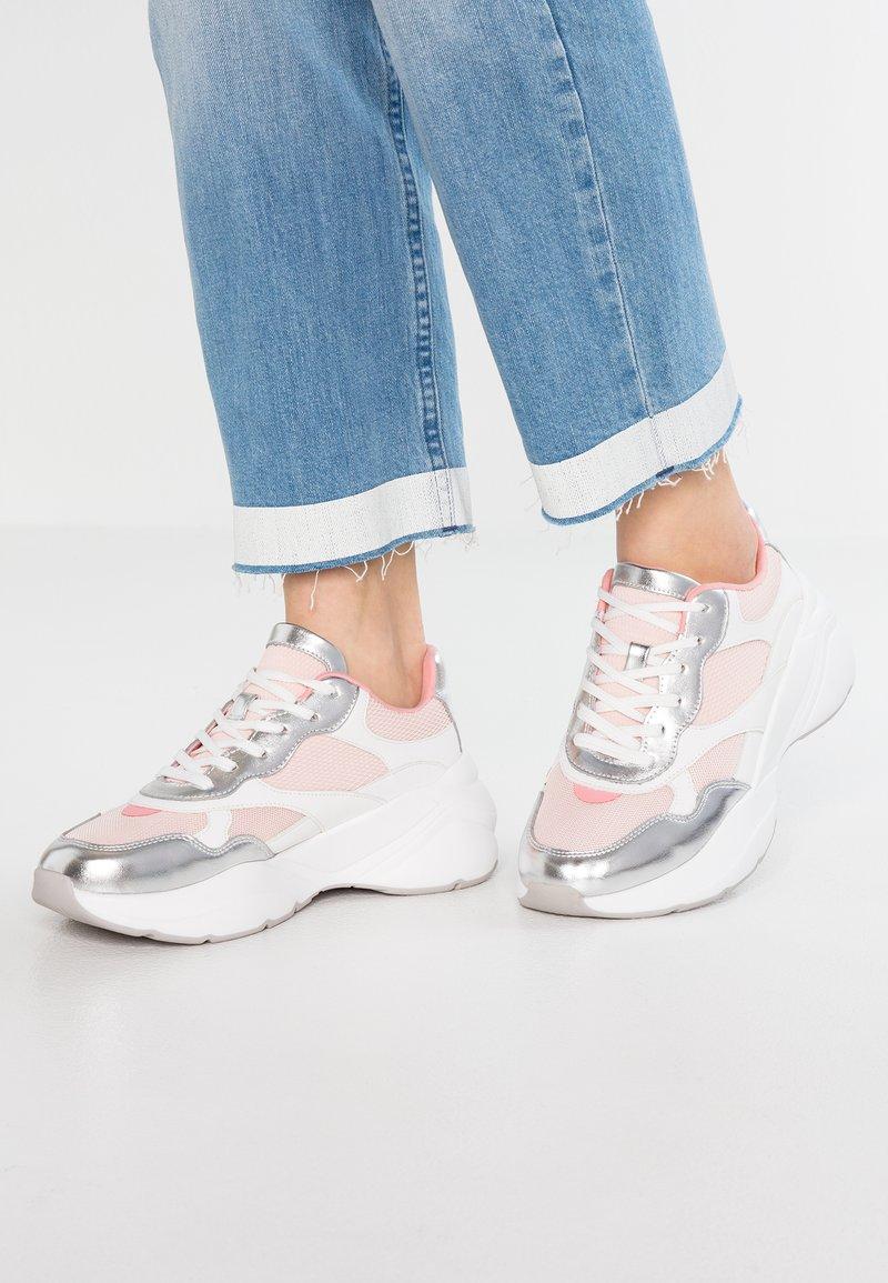 ALDO - MERURKA - Sneakers laag - light pink