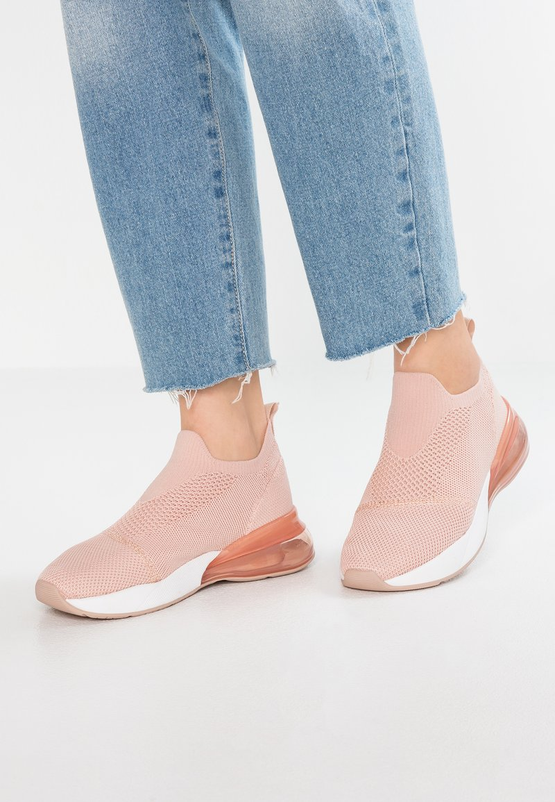 ALDO - LARAOVEN - Slippers - bone