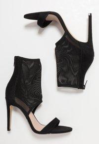 ALDO - ELALINI - High heeled sandals - black - 3