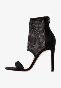 ALDO - ELALINI - High heeled sandals - black - 1