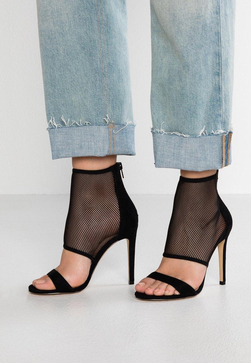 ALDO - ELALINI - High heeled sandals - black