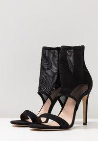 ALDO - ELALINI - High heeled sandals - black - 4