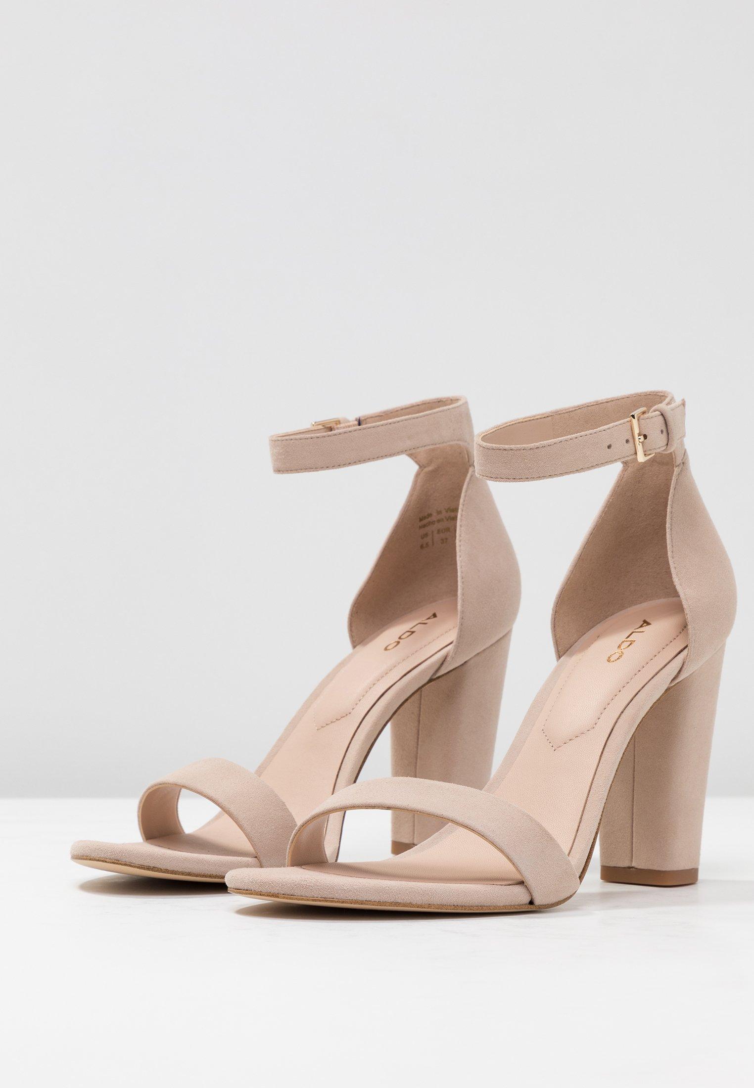 ALDO JERAYCLYA - High heeled sandals - bone