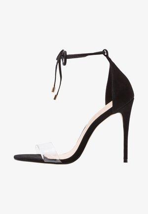 VAYCIA - Sandalen met hoge hak - black