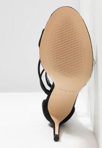 ALDO - GALEVIEL - Højhælede sandaletter / Højhælede sandaler - black - 6