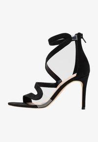 ALDO - GALEVIEL - High heeled sandals - black - 1