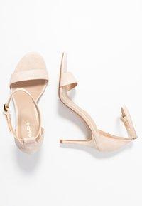 ALDO - PILIRIA - Korolliset sandaalit - bone - 3
