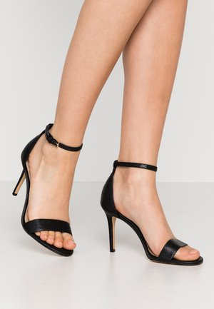 PILIRIA - High Heel Sandalette - black
