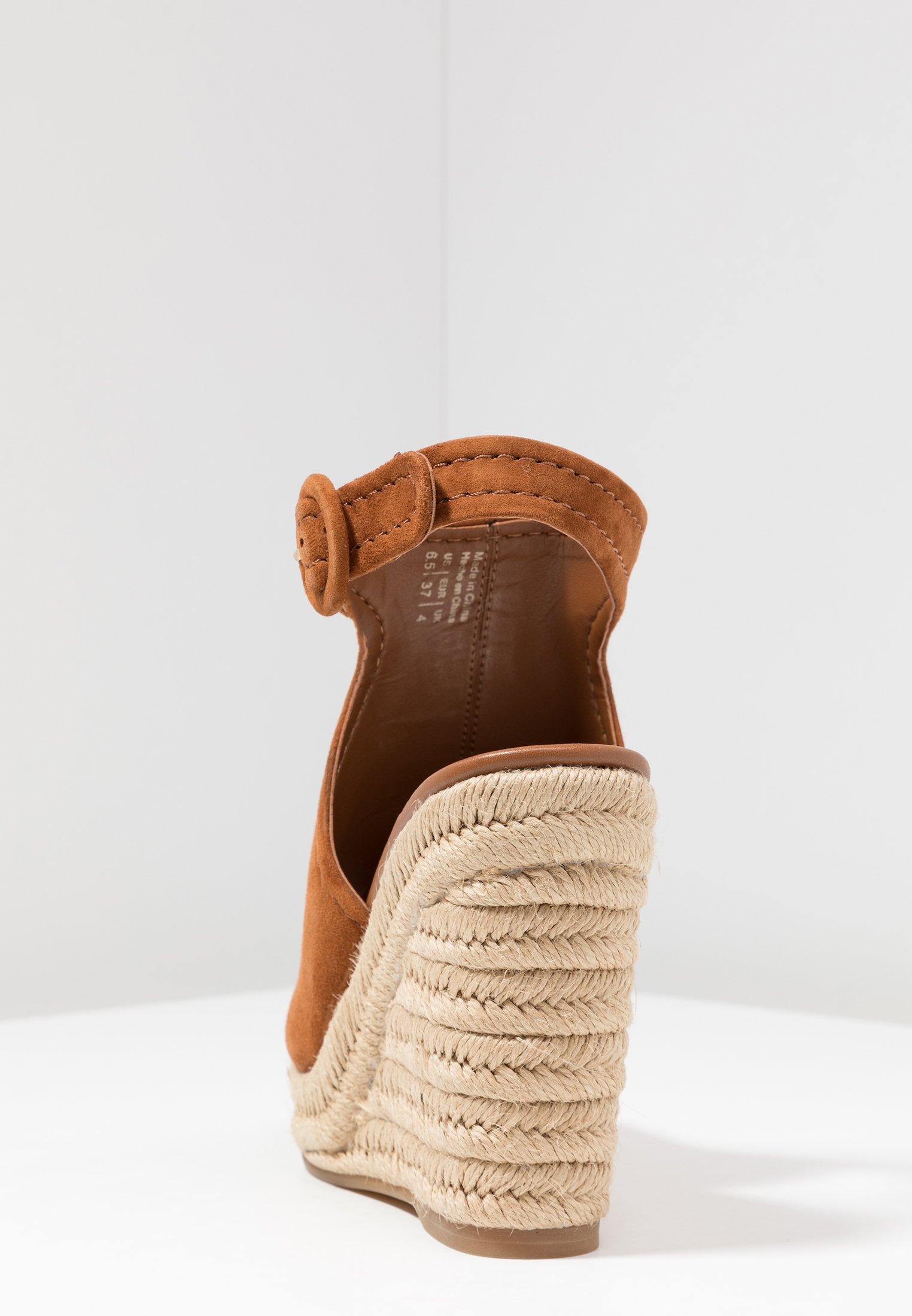 Aldo Nurka - Sandales À Talons Hauts Camel