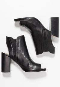 ALDO - SELALLA - High heeled sandals - black - 3