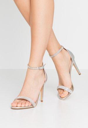 AROCLYA - Korolliset sandaalit - silver