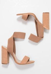 ALDO - THAUSEN - High Heel Sandalette - taupe - 3