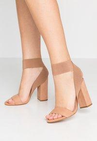 ALDO - THAUSEN - High Heel Sandalette - taupe - 0