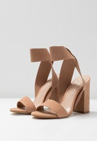 ALDO - THAUSEN - High Heel Sandalette - taupe - 4