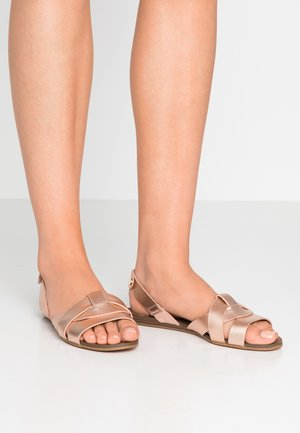 DELADRIEWIEL - Sandals - metallic miscellaneous