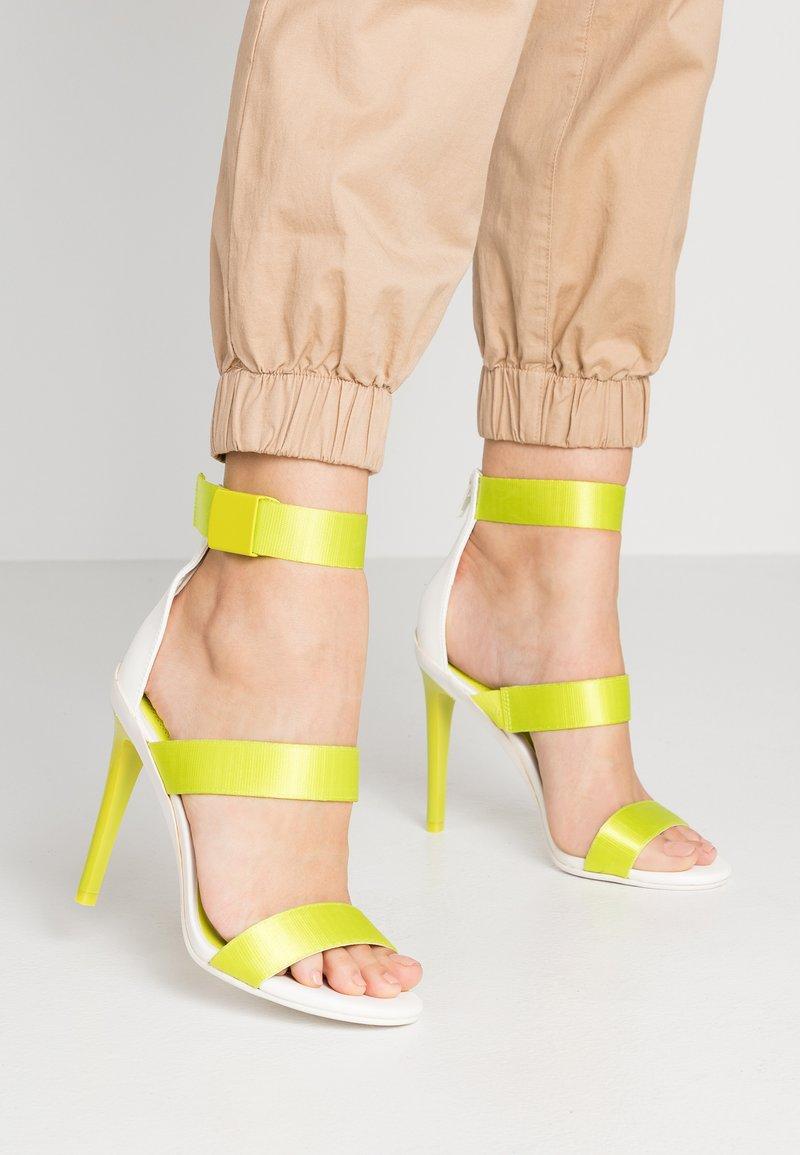 ALDO - TRAESIEN - High Heel Sandalette - green