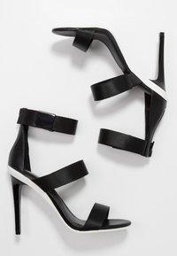 ALDO - TRAESIEN - Sandály na vysokém podpatku - black - 3