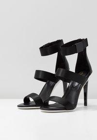 ALDO - TRAESIEN - Sandály na vysokém podpatku - black - 4